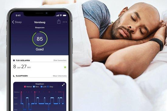 Fitbit sleeptracker slaapmonitor