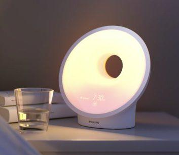 Philips Somneo Connected - Sleep en Wake-up light sensor.