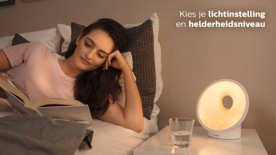De Philips Somneo Connected - Sleep en Wake-up light sensor.