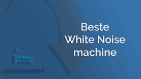 Beste white noise witte ruis machine